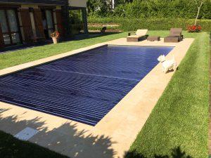 Piscina privada en hondarribia pressing piscinas for Piscina intxaurrondo