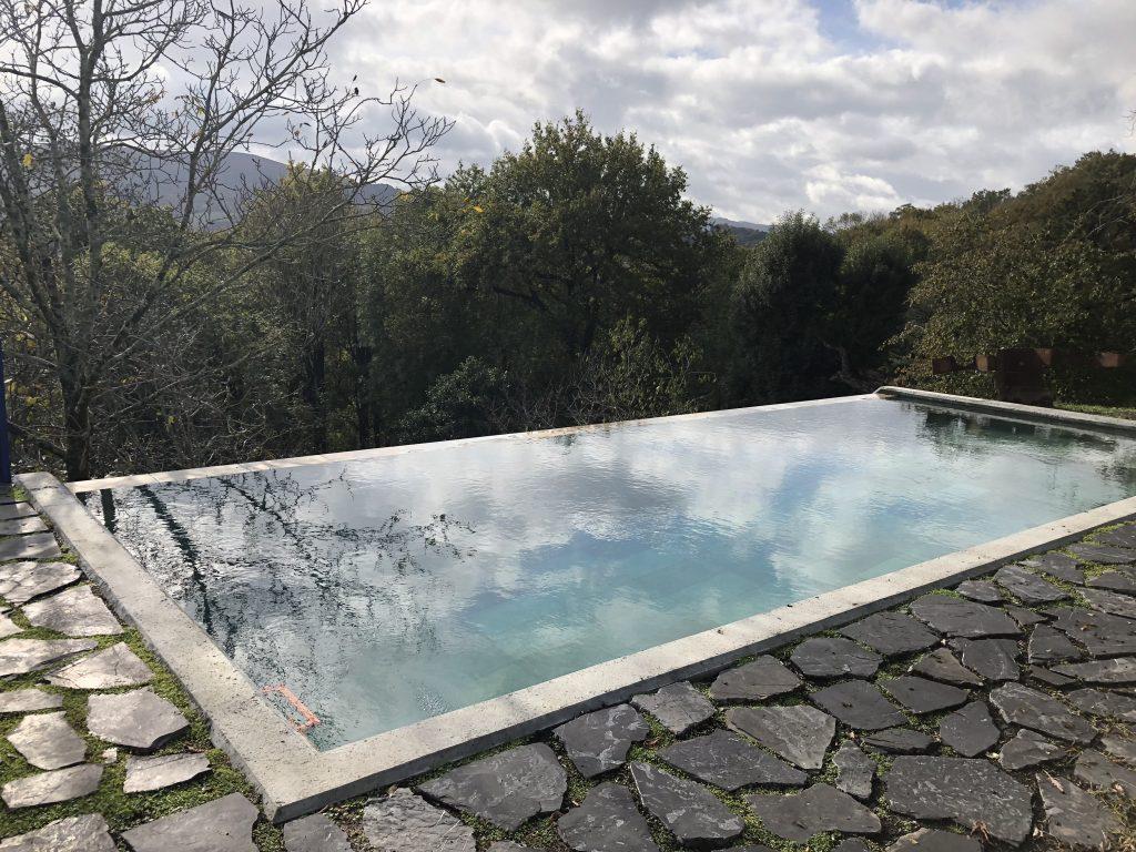 Piscina privada en Oiartzun